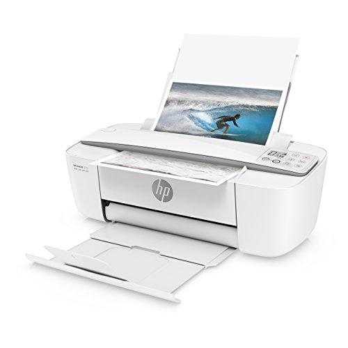 HP Deskjet 3720 Imprimante Multifonction jet d'encre couleur (8 ppm, 4800 x 1200 ppp,...