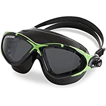 Cressi Planet Swim Goggles with Long Lasting Anti Fog Technology for Women and Men by Cressi