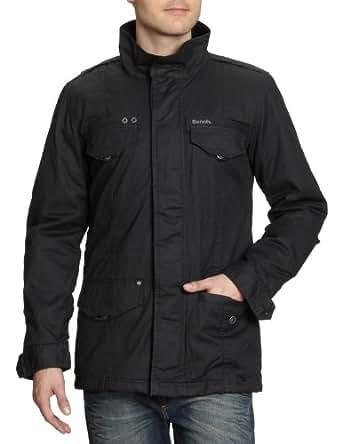 Bench Herren Jacke schwarz (black) XX-Large