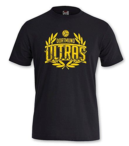 KNOW-MORE-STYLEZ T-Shirt Dortmund Ultras