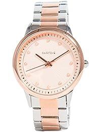 Parfois - Reloj Rose Gold Tray - Mujeres - Tallas Única - Plateado