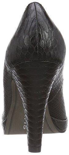 Tamaris 22426 Scarpe con tacco da donna Nero (Black Struct. 006)