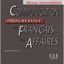 COMMUNICATION PROGRESSIVE AFFAIR CD INT
