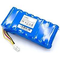 vhbw Batería Li-Ion 4000mAh (18V) para cortacésped, Robot cortacésped Husqvarna Automower 320, 330x (Requiere 2 baterías), 420, 430X, 440, 450X