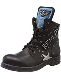 Replay Damen Event Biker Boots