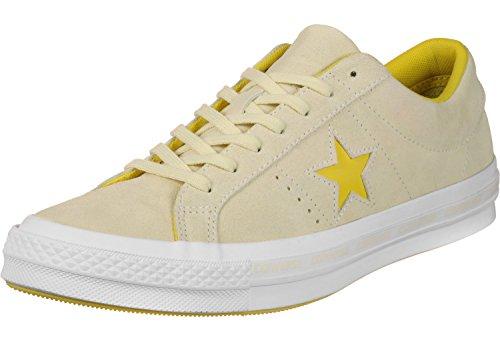 Converse One Star Ox Schuhe vanilla/solar power/white Converse One Frauen