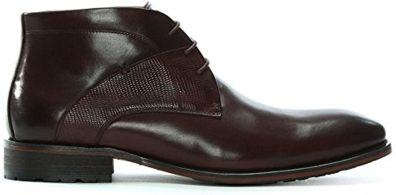 DANIEL Yarcombe Brown Leather Ankle BootsDANIEL Yarcombe Brown Leather Ankle Billig und erschwinglich Im Verkauf