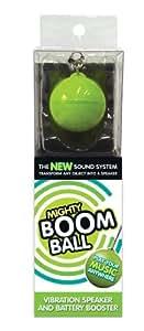 Mighty Boom Ball - Haut parleur portable - Vert