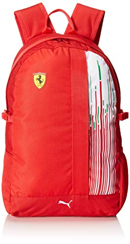 PUMA SF Replica Backpack Rucksack, Rosso Corsa, OSFA