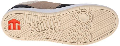 Etnies VERANO, Scarpe da Skateboard Uomo Blu (480/navy/brown/white)