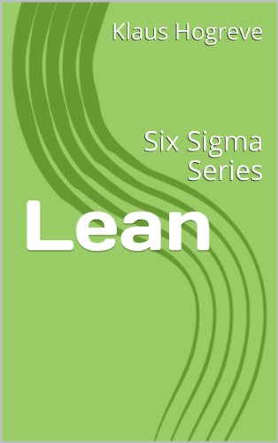 Lean: Six Sigma Series (English Edition)