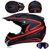 Caschi per motociclisti per ragazzi Casco per moto integrale anti-collisione Fodera staccabile Cappucci di sicurezza per moto da corsa