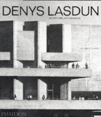 Denys Lasdun by William J.R. Curtis (1994-05-19)