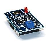 Abiredbud A401 AD9850 Module DDS Générateur de Signal Module 0-40MHz Test Equipment 2 Onde Sinusoïdale Et 2 Sortie Onde Carrée pour Arduino