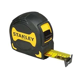 Stanley STHT0-33559 Mètre ruban/cadre en Caoutchouc 3 m