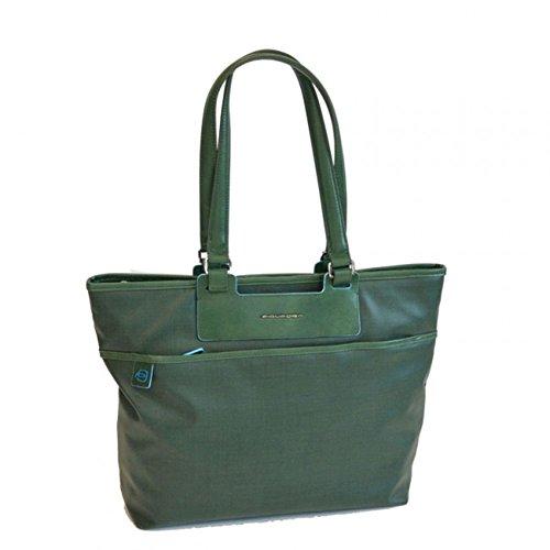 Shopping Piquadro | Porta iPad e iPad Air | Linea Aki | BD3293AK-verde