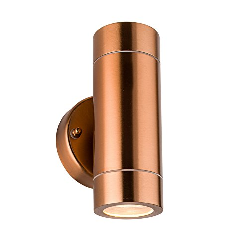 saxby-palin-35w-twin-copper-lacquer-stainless-steel-indoor-outdoor-garden-wall-up-down-light