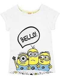a2fe9ff70 Minions - Camiseta para niñas - Mi Villano Favorito