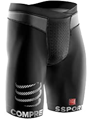 Compressport - Run Shorts, color gris, talla 1