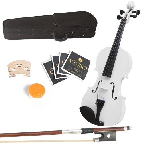 mendini-15ma-white-acoustic-viola-white