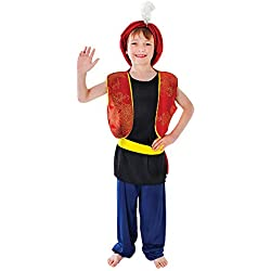 Disfraz de chico árabe Bristol Novelty