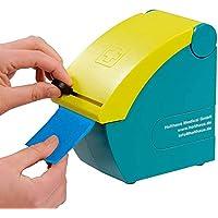 Holthaus Medical Pflasterspender Soft NEXT + Pflasterrolle, selbstklebend 6cmx4,5m, blau preisvergleich bei billige-tabletten.eu
