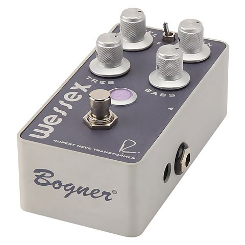Bogner Wessex · Pedal guitarra eléctrica