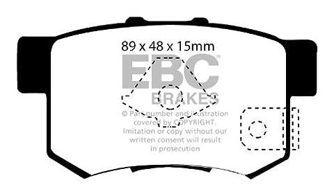 EBC DP1193/2 Rear Brake Pads