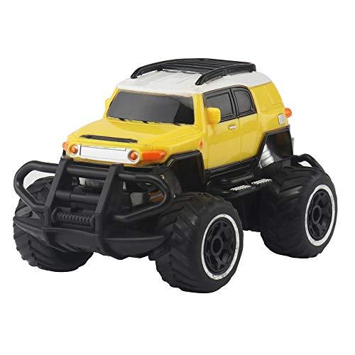 Angelof - Jouet - 1:24 Télécommande Camion RC Durables Voiture pour Enfants - IdéE Cadeau Unique - Personnalisé Black Blue Red Yellow