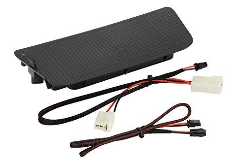 Inbay 241023-50-1 Compartiment de Rangement pour BMW Série 1 E81 E82 E87 E88 Taille Unique