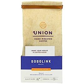 Union Brazil Fazendas Bobolink Ground Coffee 200 g (Pack of 3)
