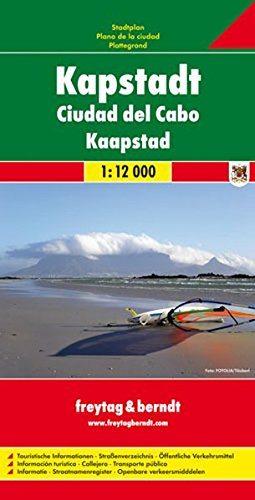 Map-Cape Town