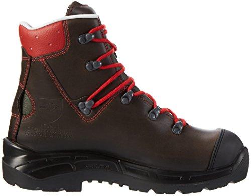 Haix chaussures de sécurité bottes protecteur de la forêt de lumière S3 Noir