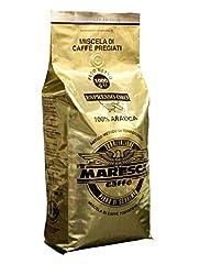 Idea Regalo - Caffè Maresca: il gusto della differenza. Miscela 100% arabica. Confezione da 1Kg di caffè in grani