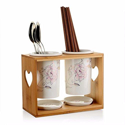 SSBY Ceramica titolare chopstick chopstick gabbia bacchette