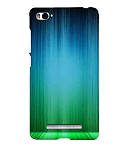Wooden Pattern, Green, Amazing Pattern, Amazing Pattern, Printed Designer Back Case Cover for Xiaomi Mi 4i :: Xiaomi Redmi Mi 4i