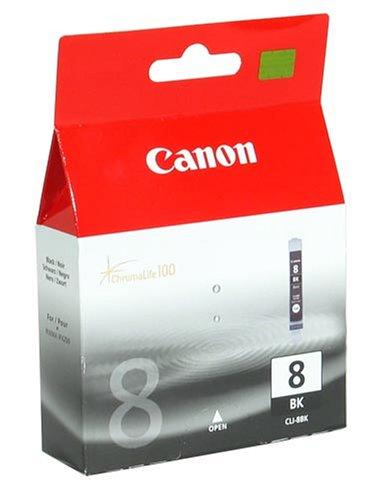 Canon CLI-8 Cartouche BK Noire (Emballage carton)