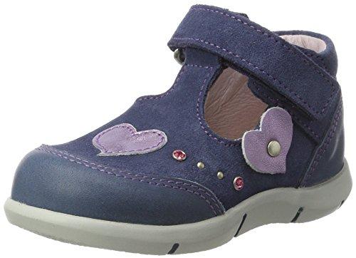 Däumling Josefine, Chaussures Marche Bébé Fille Blau (Fortuna jeans42)