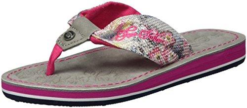 Tom Tailor Kids Mädchen 2770403 Zehentrenner, Pink