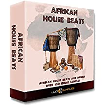 African House Beats - Modern House Drums and House Drum Loops [Apple Loops/ AIFF] - - Modern Sounding Drum Loops, Drum Samples and Percussion Samples for House. Sample Pack Include Over 300 Intresting House Samples [DVD non-BOX]