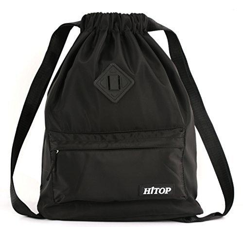 Wasserdicht, Kordelzug Sport Bag, leicht Sackpack Rucksack für Männer und Frauen (Nylon-drawstring-rucksack)