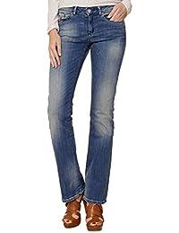 Maison Scotch Amsterdams Blauw Jeans Jean Bootcut CREATU - Femme