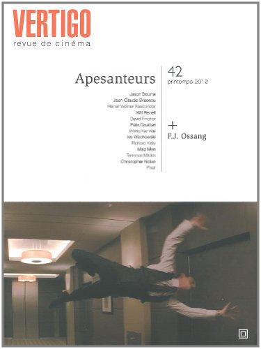 Vertigo, N° 42, printemps 201 : Apesanteurs