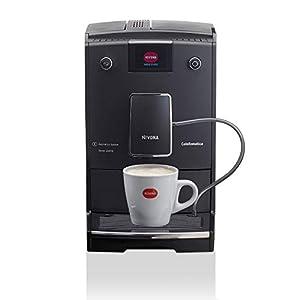 Nivona NICR CafeRomatica 759 Kaffeevollautomat, diverse Materialien, 2.2 liters, Mattschwarz/Chrome