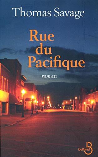 Rue du Pacifique par Thomas SAVAGE