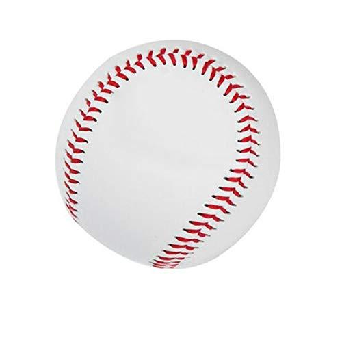vbncvbfghfgh Universal-9# Harter Typ Kinder Sport PVC Obergummi Inner Baseball-Bälle Training Team Spiel Baseball-Bälle