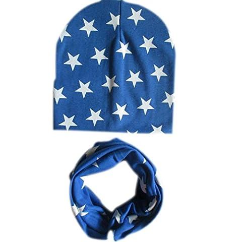 Kingko® Fashion Unisex Baby Girls Child Boys Star Pattern Hats