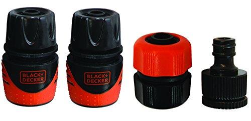 e9376014ec6eba Black   Decker 34262 – Jeu de connecteurs de 4 pièces