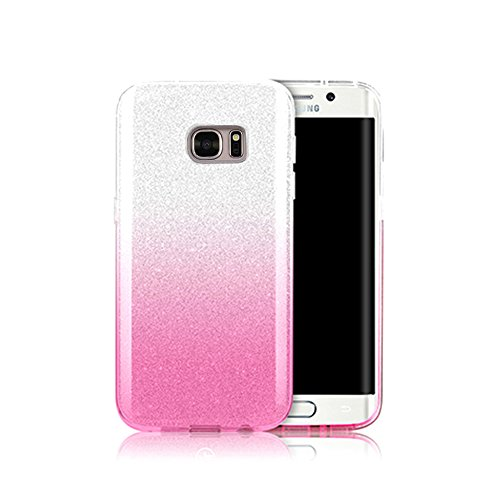 Glitter Funda para Samsung Galaxy S7 Edge - Vandot Ultra Slim Delgado...