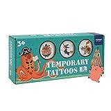 Kinder Temporäre Tattoo 234 Stück Wandsticker Wasserdichte Tätowierung Aufkleber Kindergeburtstag Party Mitgebsel Geschenk für Mädchen Jungen